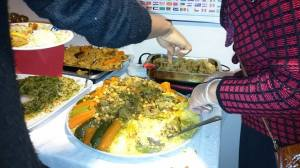 Akalla lunch